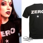 Ash Costello: 'Zero' Star T-Shirt