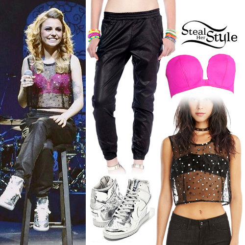 Cher Lloyd Fashion, Clothes & Outfits