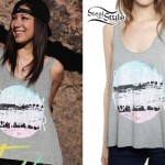 Jess Bowen: Dream Forever Tank Top