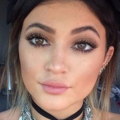 Kylie Jenner piercings