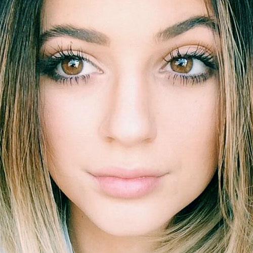 Kim kardashian eye makeup step by step
