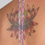 lena-heady-flower-back-tattoo
