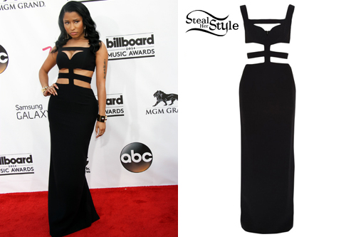 Nicki Minaj: 2014 Billboard Music Awards Dress