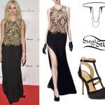 Nina Nesbitt: 2014 Gabrielle's Gala Outfit