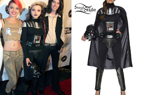 Rena Lovelis: Darth Vader Costume