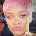 rihanna-pink-hair