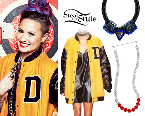 Demi Lovato for Seventeen Magazine's August 2014 Issue - photo: lovatopictures