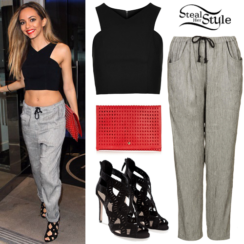 jade thirlwall steal her style - photo #12