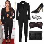 Jesy Nelson: 2014 Glamour Awards Outfit