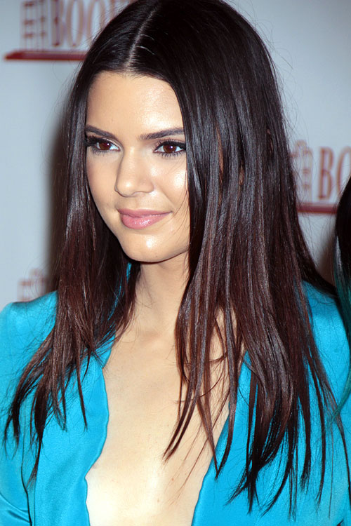 kim kardashian straight hairstyles : kendall jenner a family cover kendall jenner hair like kendall jenner ...