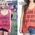 Mindy White: Wild Heart Tank Top