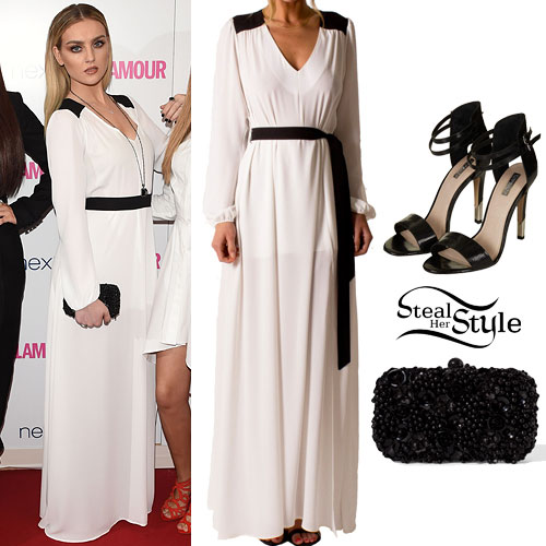 Perrie Edwards: 2014 Glamour Awards Dress