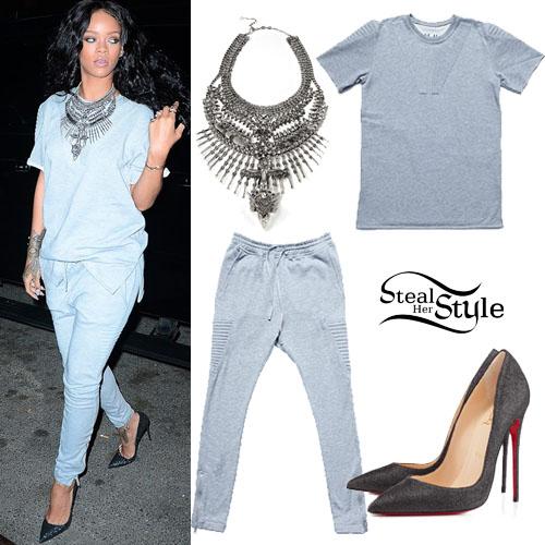 Rihanna leaving a nightclub in New York City, May 31st 2014 -photo: UltimateRihanna