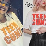 Rita Ora: Teen Cunt T-Shirt