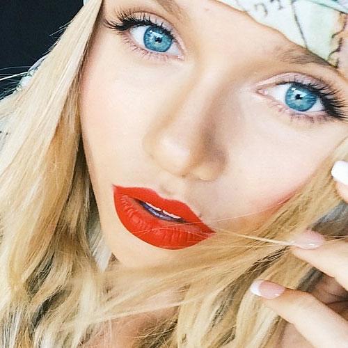 Makeup By Alli - Mugeek Vidalondon