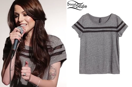 """Cher Lloyd """"Just Be Mine"""" Acoustic - video: youtube"""