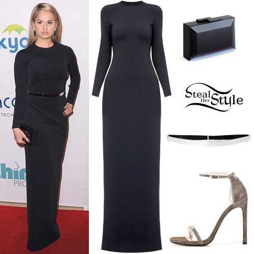 Debby Ryan: Thirst Gala Outfit