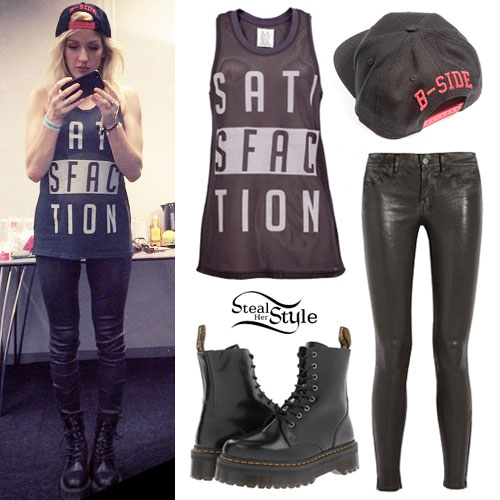 Ellie Goulding: B-Side Hat, Satisfaction Tank