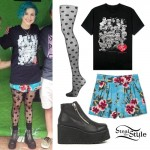 Hayley Williams: I Love Lucy T-Shirt