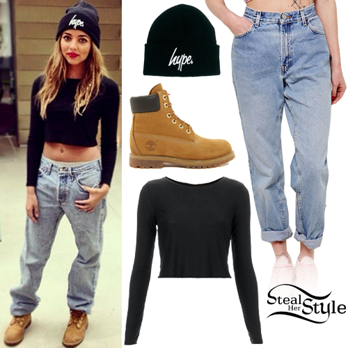 jade thirlwall steal her style - photo #26
