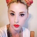 kreayshawn-hair-pink-pigtail-buns