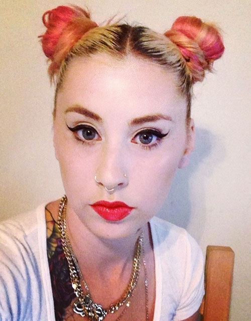 Perrie Edwards Steal Her Style 2014 Kreayshawn Straight Go...