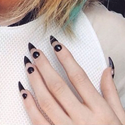 More Kylie Jenner Nails Photos