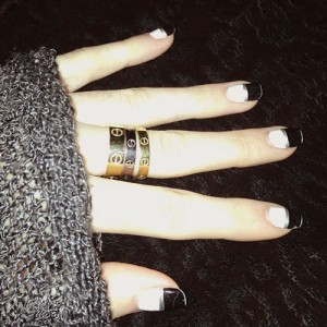 white nail polish photos  page 5 of 25  steal her style