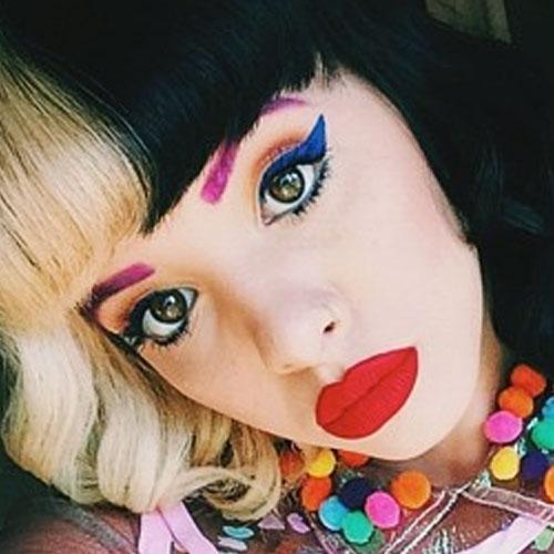 Melanie makeup