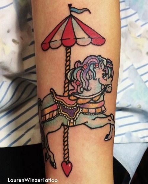 melanie-martinez-tattoo-carousel