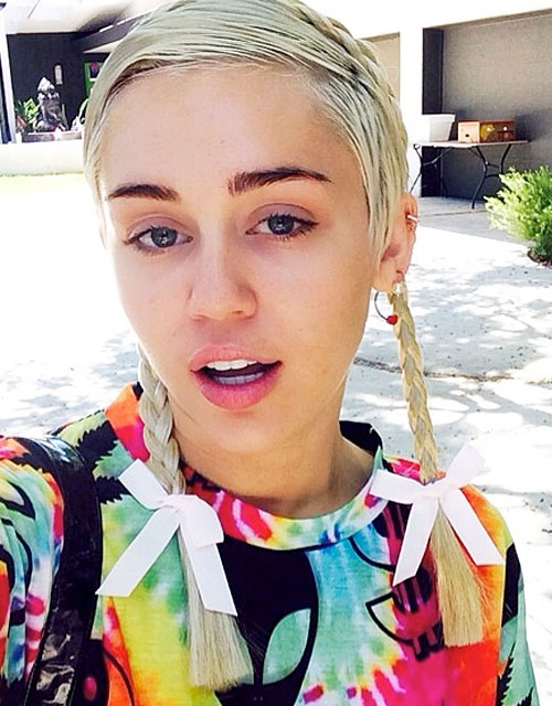 10 celebrities who wear pigtails like grown ass women (and ...