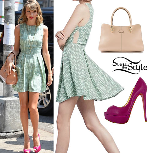 Taylor Swift S Clothes Outfits Steal Her Style Page 20