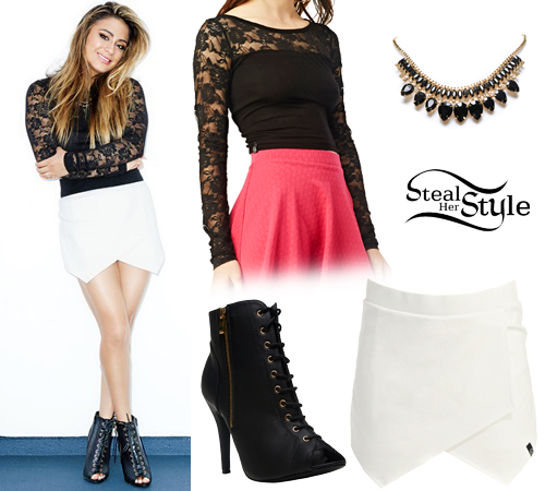 Ally Brooke: Wet Seal Campaign Outfits | Steal Her Style Fifth Harmony Ally Outfits