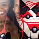 Azealia Banks: Pokemon Bikini Top