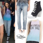 Becky G: 'Los Angeles New York' Tank Top