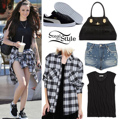 Cher Lloyd leaving Mel's Drive-In in West Hollywood, August 5th, 2014 - photo: cherlloydphotos