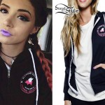 Chrissy Costanza: Glamour Kills Hoodie