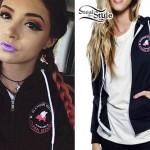 Chrissy Costanza: Glamour Kills Hoodie