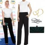 Debby Ryan: 2014 Teen Choice Awards Outfit