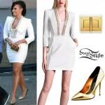 Demi Lovato: 2014 TCAs Outfit
