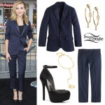 G Hannelius: 'If I Stay' Premiere Outfit