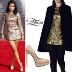 Nicki Minaj: 2014 VMAs Outfit
