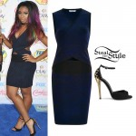 Normani Kordei: 2014 Teen Choice Awards Outfit