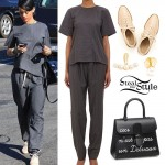 Rihanna leaving La Petit Four in Los Angeles, August 12th, 2014 - photo: rihanna-photos