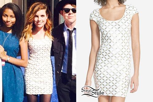 Sydney Sierota: 2014 TCAs Dress
