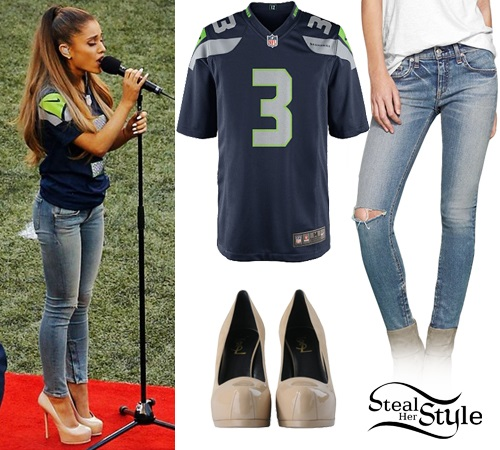 Ariana Grandeu0026#39;s Clothes u0026 Outfits | Steal Her Style | Page 13