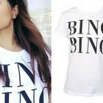 Becky G: 'Bing Bing' T-Shirt