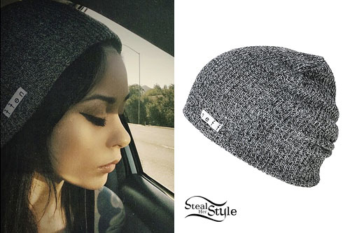 Lexus Amanda: Heather Gray Beanie