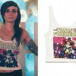 LIGHTS: Transformers Tank Top