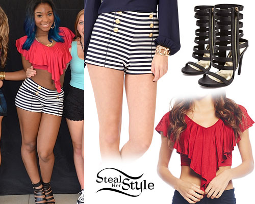 Fifth Harmony Simpsonville Meet & Greet, August 31st, 2014 - photo: 5h-photos